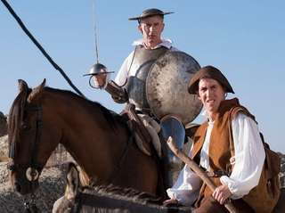 Rob Brydon and Steve Coogan in Michael Winterbottom's