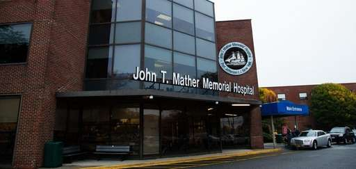 John T. Mather Memorial Hospital in Port Jefferson