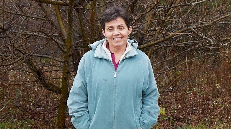 Sue Hansen, who was director of the Smithtown