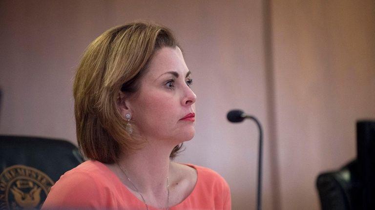 Hempstead Town Councilwoman Erin King Sweeney.