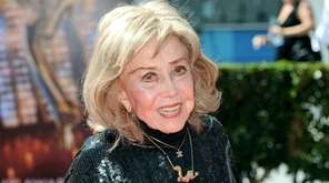 June Foray attends the Primetime Creative Arts Emmys