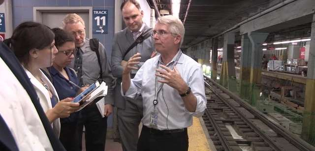 The Newsday editorial board toured the underbelly of