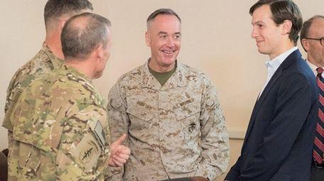 Jared Kushner, senior adviser to President Donald J.