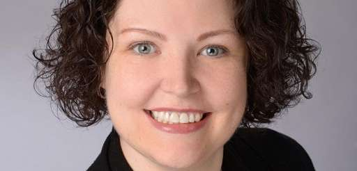 Lauren Burns of Hauppauge has been hired to