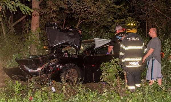 Yaphank Car Crash