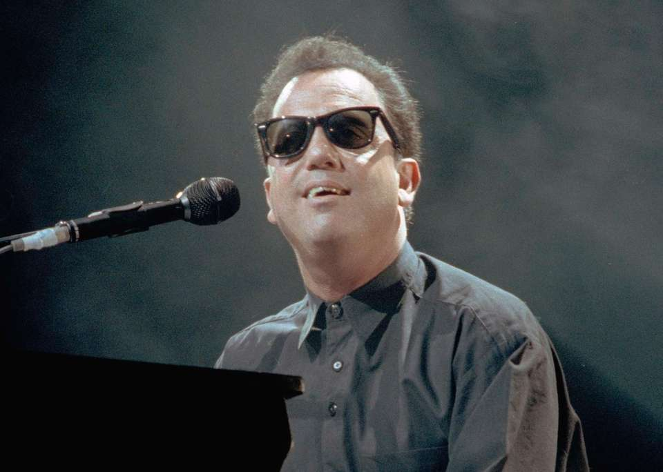Long Island's Billy Joel topped the charts with