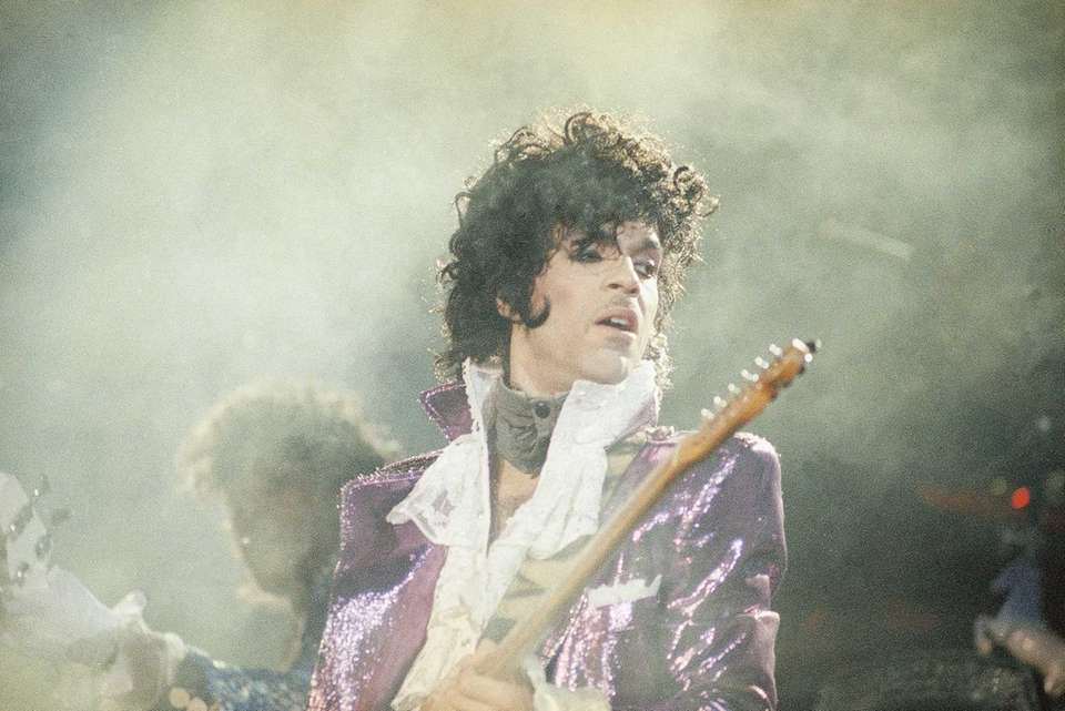The late artist formerly known as Prince topped