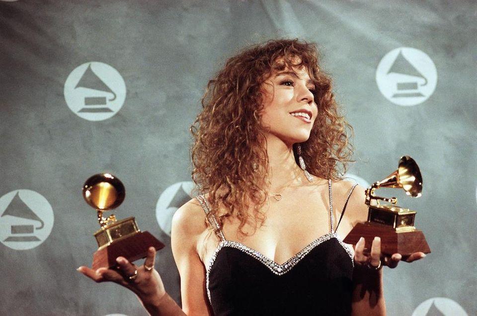 Huntington native Mariah Carey released her debut single