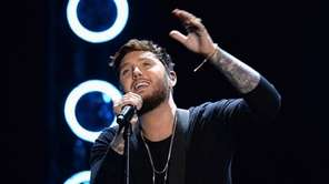 James Arthur will perform at Northwell Health at