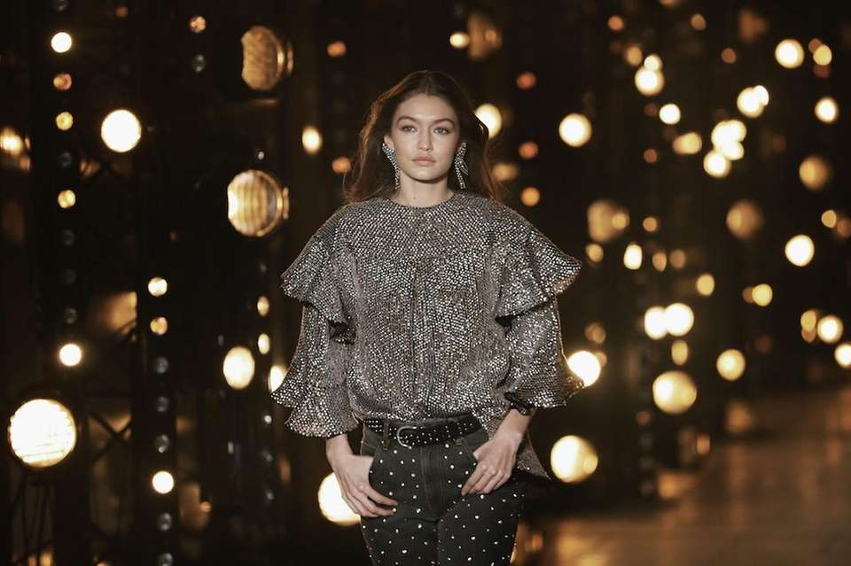 Stage name: Gigi Hadid Birth name: Jelena Noura