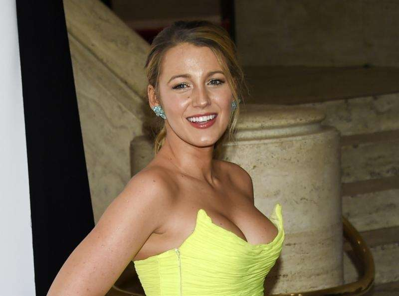 Stage name: Blake Lively Birth name: Blake Ellender