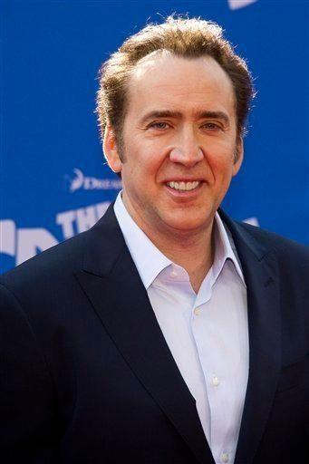 Stage name: Nicolas Cage Birth name: Nicolas Kim