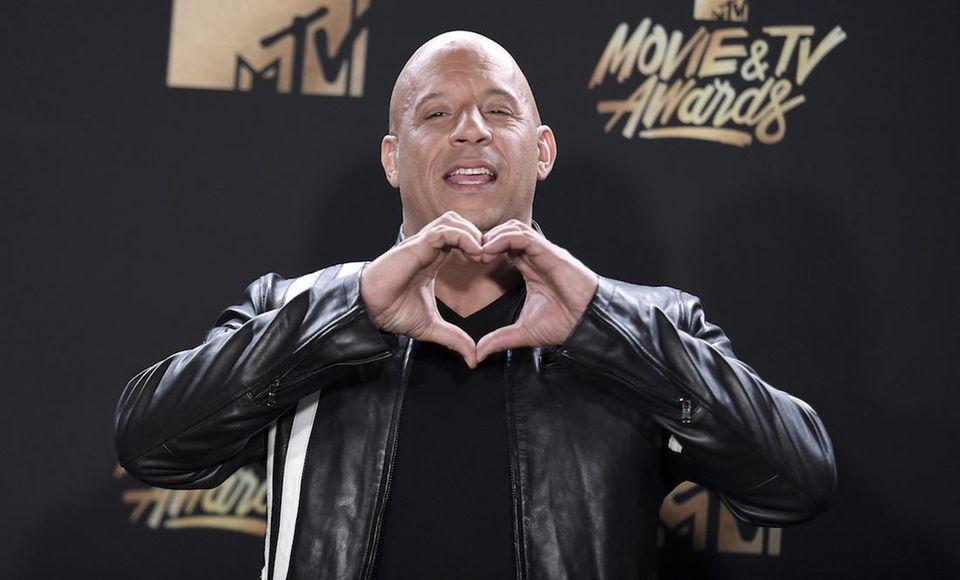 Stage name: Vin Diesel Birth name: Mark Sinclair
