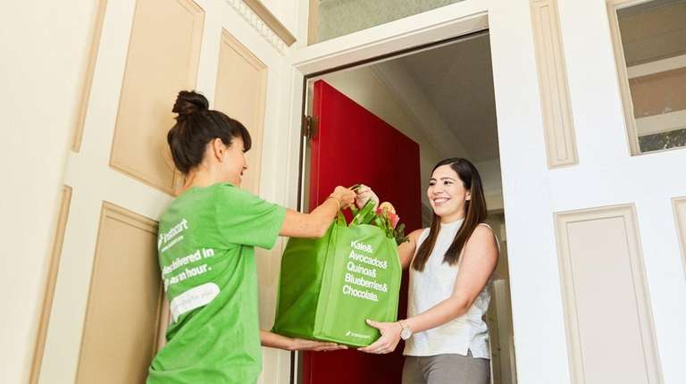 Retail delivery company Instacart will begin offering service