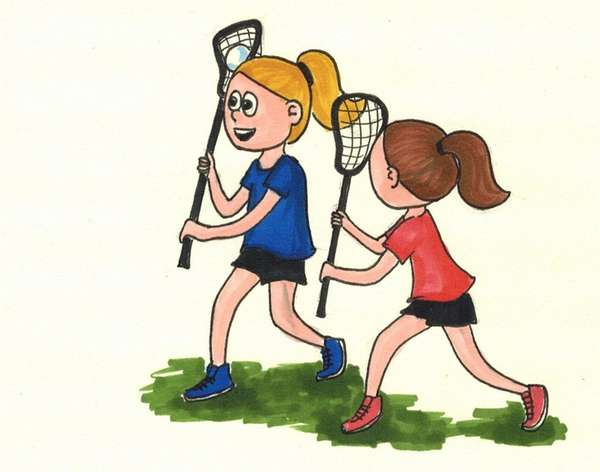 Teaching lacrosse skills to special-needs kids can boost