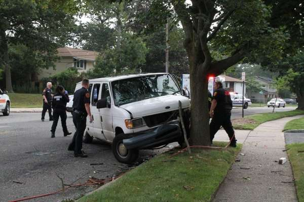 A Commack man was fatally struck on New