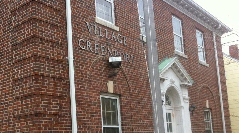 Greenport Village Hall in Greenport.