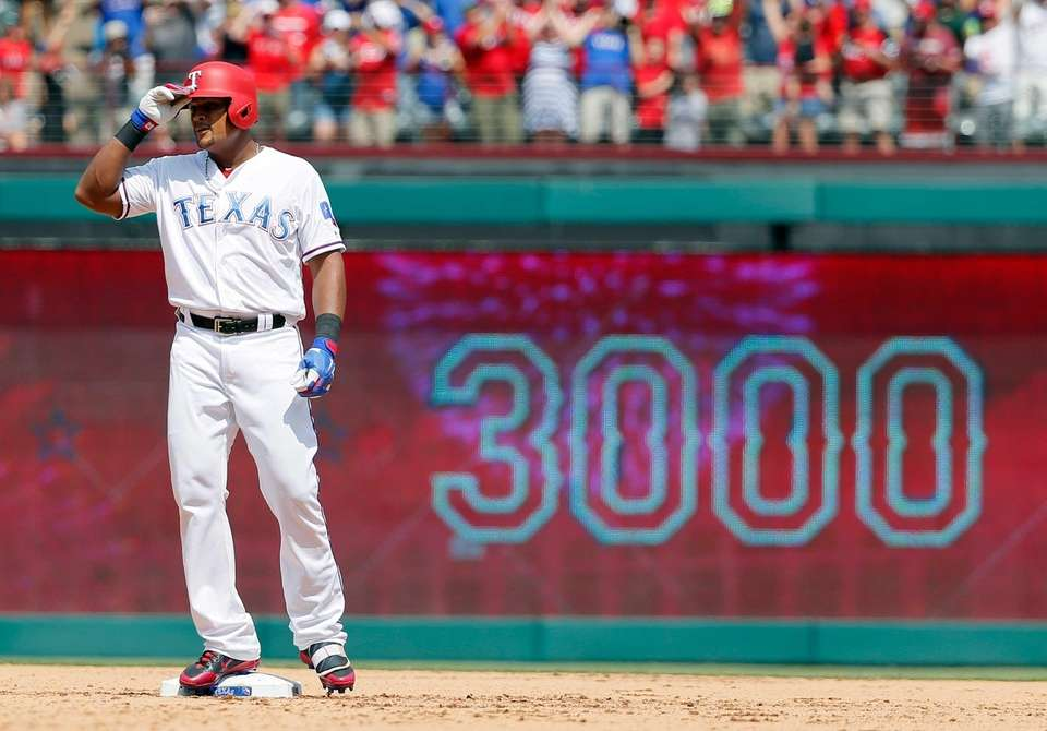 21 seasons (1998-2018) Adrian Beltre became the first