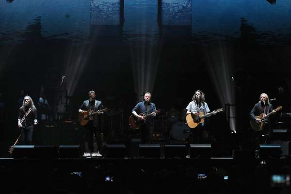The Eagles' Timothy B. Schmit, Vince Gill, Don