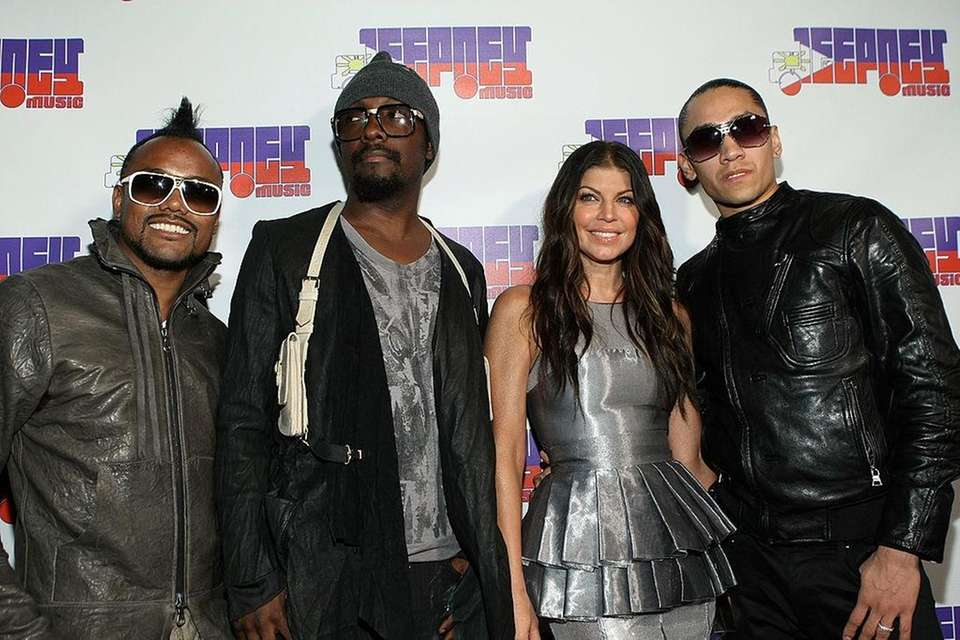 In 2009, The Black Eyed Peas returned from