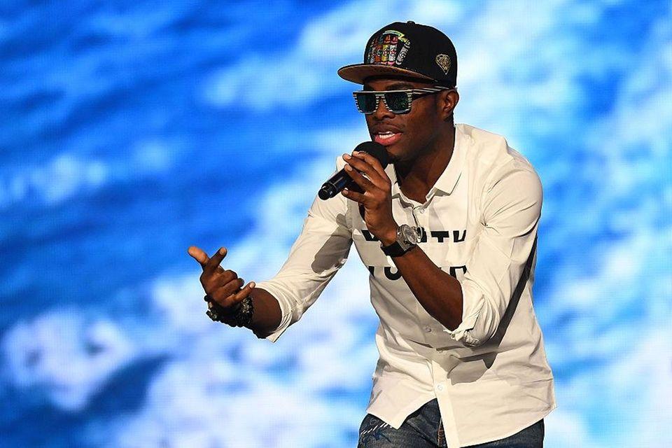 Jamaican singer OMI's reworked