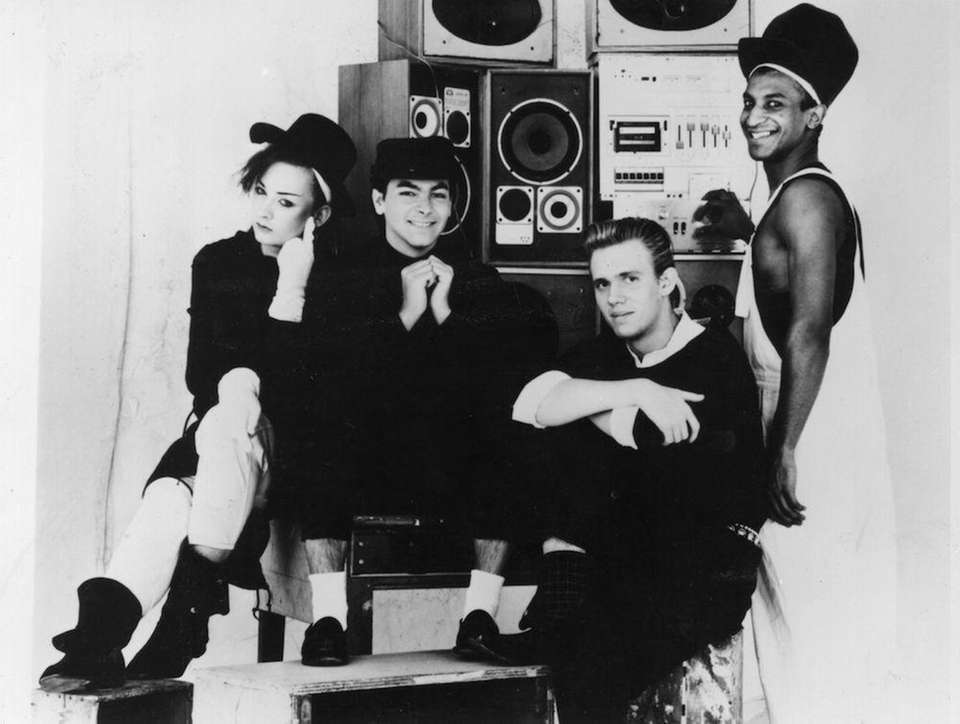 The 1983 track from British pop group Culture