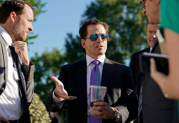 Here's Proof That the Mooch Knew Absolutely Nothing About His Job