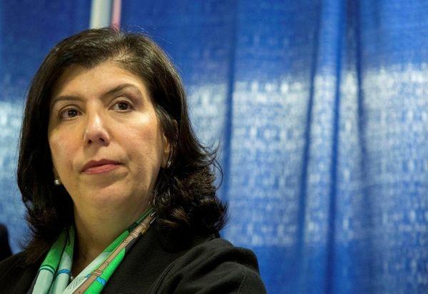 Nassau District Attorney Madeline Singas on June 15,