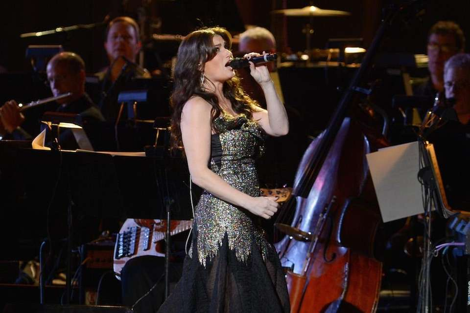 There's no doubt Idina Menzel has incredible vocals,