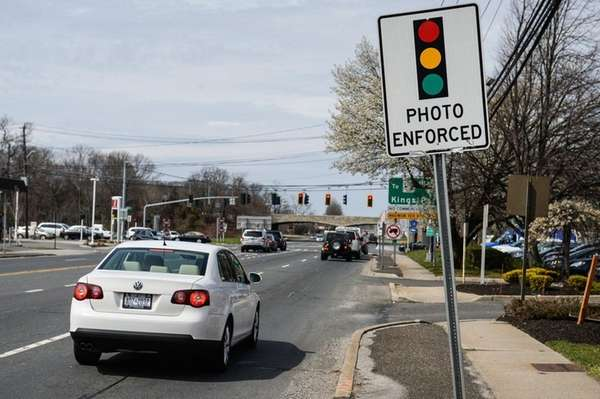 Nassau and Suffolk officials attribute the drop in