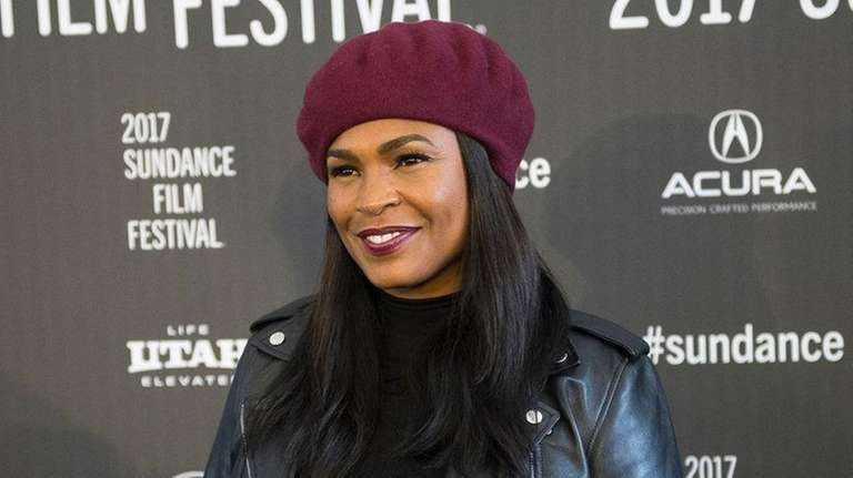 Actress Nia Long at the premiere of the