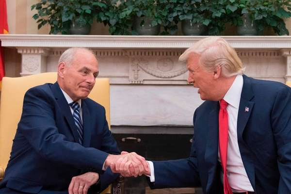 New White House Chief of Staff John Kelly