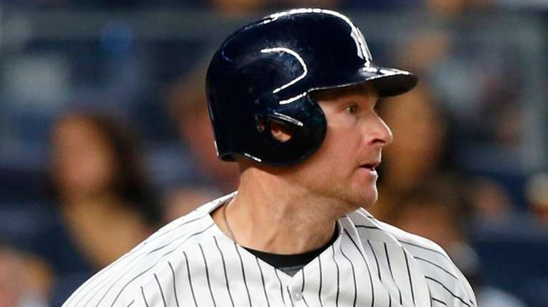 Chase Headley hits a two-run double in the