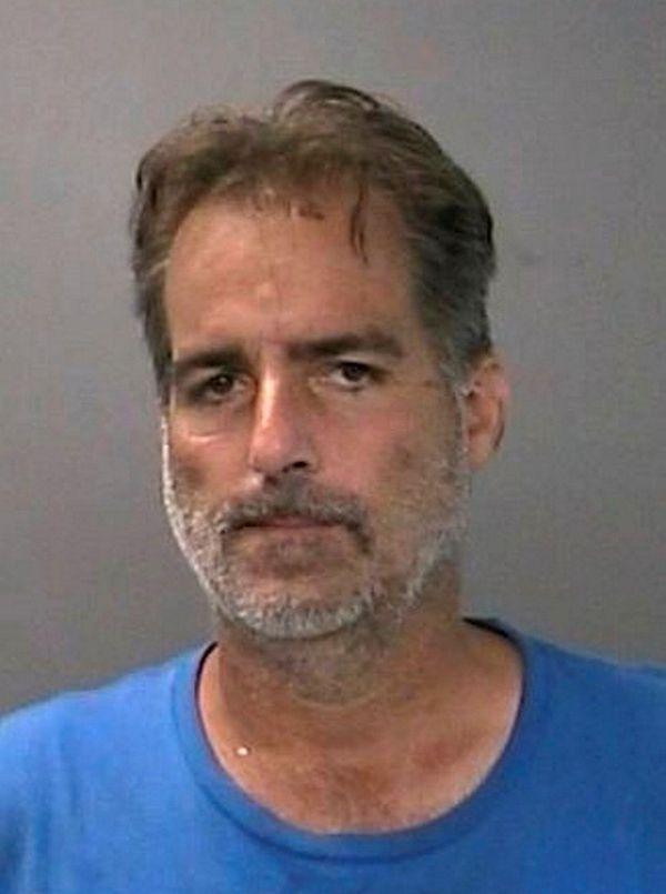 Jeffrey Pellegrino, 46, of Deer Park, was charged