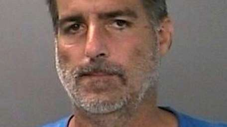Jeffrey Pellegrino, 46, of Deer Park, was charged