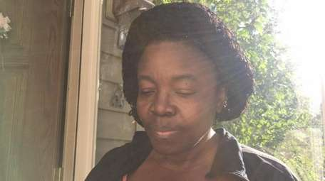 Margalita Estime, of Mastic Beach, was charged with