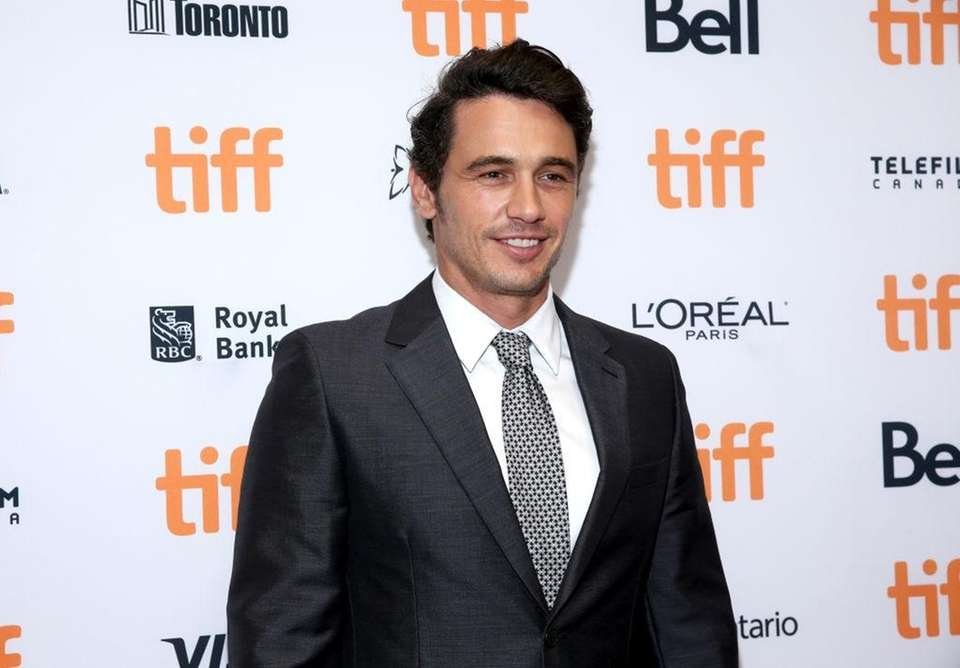 James Franco, who covered OUT's September issue, told