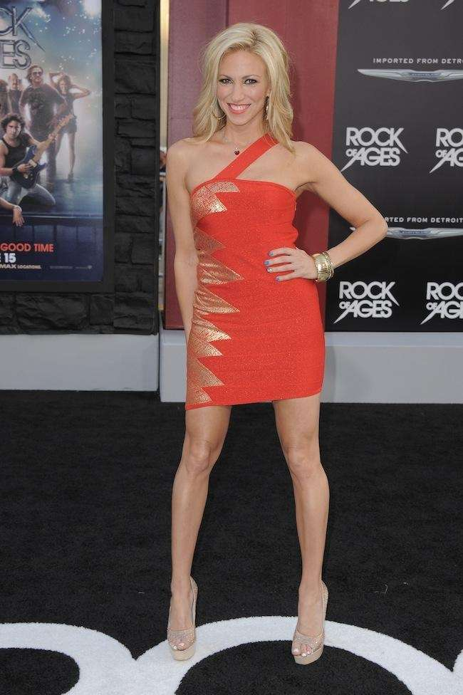 Singer and Long Island native Debbie Gibson was