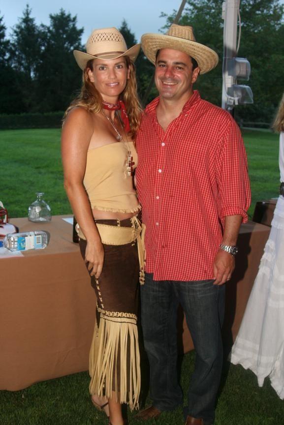 Jenn Esposito and Jim Esposito at The Second