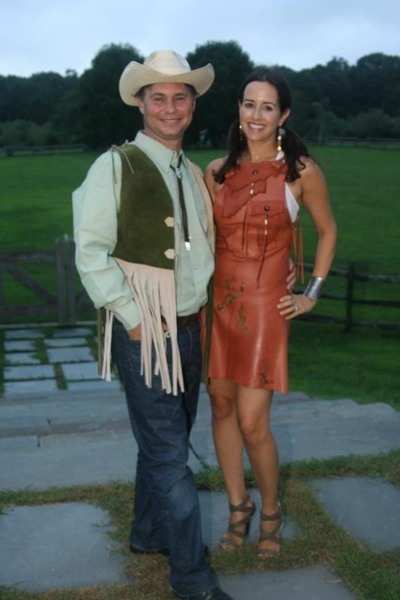 Jason and Haley Binn at The Second Annual