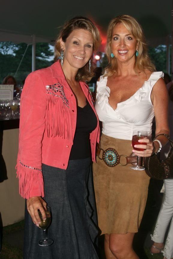 Angela Boyer- Stump and Holidae Hayez at The