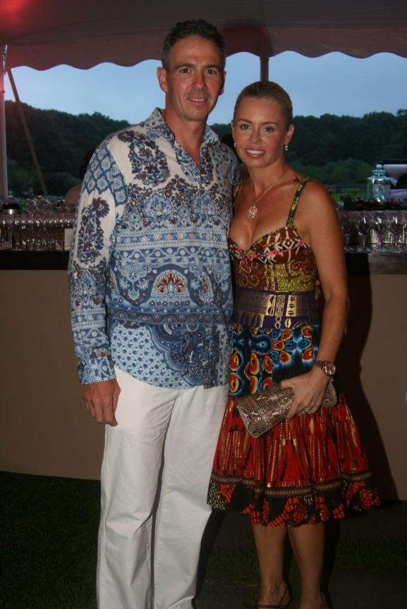 Christopher and Sarah Pesce at The Second Annual