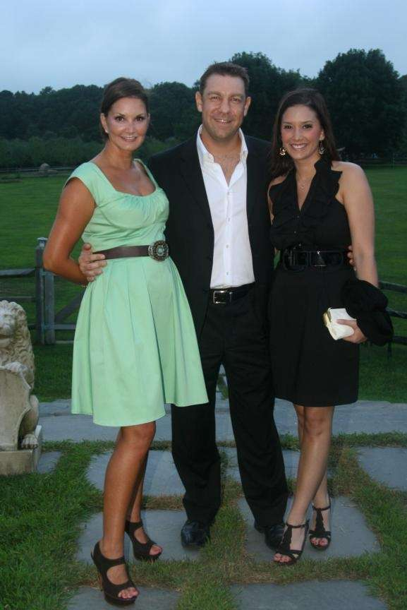 Christine Scholz of Sheer Style, Trey Radel and