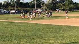 Long Island defeated Westhampton, 5-3, to win the