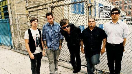 The band Taking Back Sunday