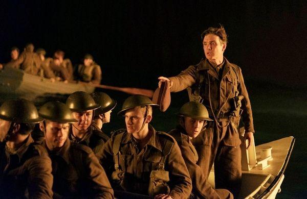 Cillian Murphy, far right, in a scene from
