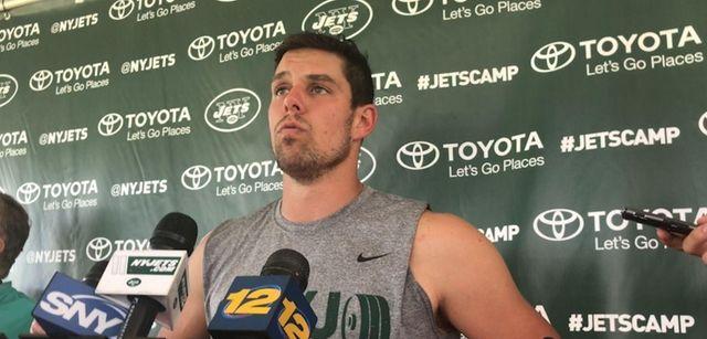 Jets No. 3 quarterback Bryce Petty talks about