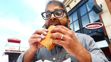 Join Newsday food writer Pervaiz Shallwani as he