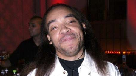 Kidd Creole during 2005 VH1 Hip Hop Honors