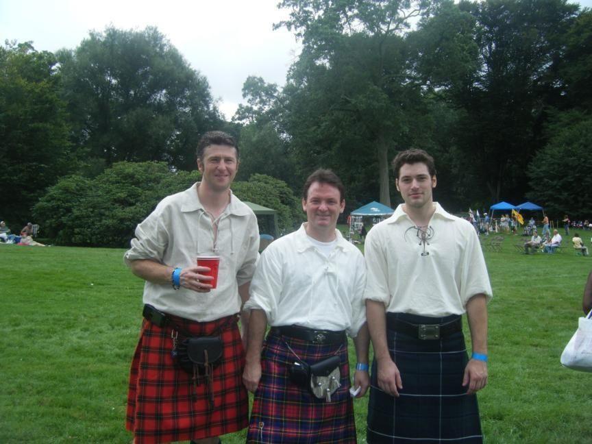 The ExploreLI Street Team was at the Scottish